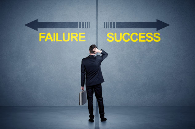 Failed New Sales Team